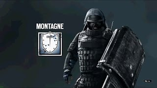 Rainbow Six Siege: How to use Montagne
