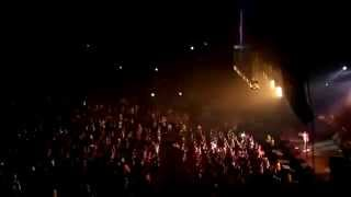 Stayin Out All Night (1 minute version) - Wiz Khalifa Phoenix, AZ 10-17-14