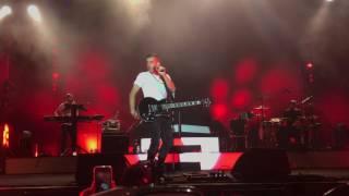 Francesco Gabbani - Amen LIVE (Torino GruVillage 20 giugno 2017)
