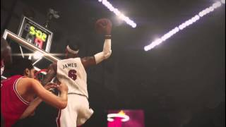 NBA 2K14 Next Gen- Opening Introduction (PS4)