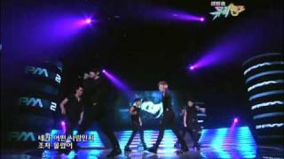 [K-Chart] 1. Without U - 2PM (2010.5.7 Music Bank Live aired)