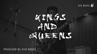 Schoolboy Q Type beat [Kings-n-Queens] Prod. by: 5ive Weeks