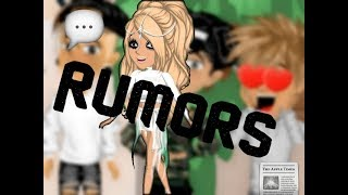 Rumors - MSP version 💕