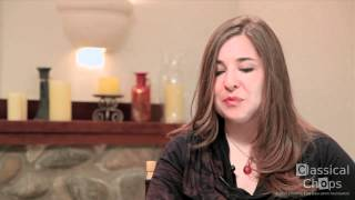 ALISA WEILERSTEIN— Advice for Young Musicians