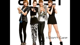 [Music box Cover] 2NE1 - I Dont Care