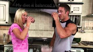[HD 1080p] Subliminal Healthy Eating for a Better Life