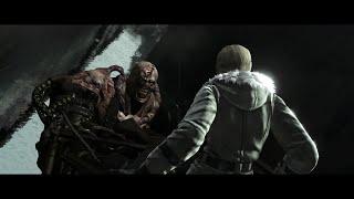 Resident Evil 6 - Sherry Birkin Vs Nemesis