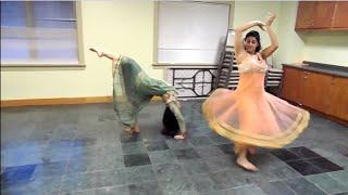 Deewani Mastani dance | Bajirao Mastani | Aarti Patel ft. Kajal Joshi