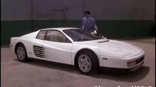Miami Vice Ferrari Testarossa ITALIANO
