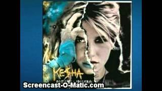 Ke$ha-blow (album cover only)