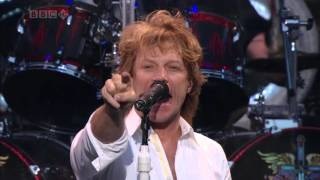 Bon Jovi - It's My Life - BBC HD Live Earth