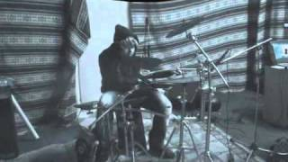 bjork army of me cover drums
