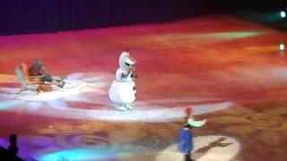 El Verano - Olaf / Frozen (Disney On Ice)