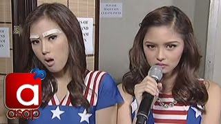 Meet the new 'Pabebe Girls', Alex and Kim
