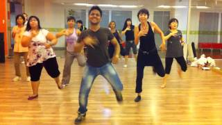 Do You Wanna Partner - Partner - Bollywood Dance Fitness - Master Deepak