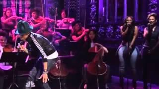 SNL  Pharrell Williams Performs Marilyn Monroe On Saturday Night Live Recap Vlog