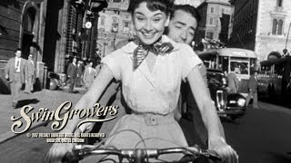 Swingrowers - Via Con Me (It's Wonderful) ( Official Video ) - ( Freshly Squeezed ) Vespa in Rome