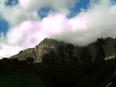 Timelapse Video – Table Mountain – 08/06/2011