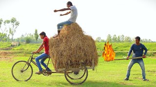 Must Watch New Funny Video 2020_Top New Comedy Video 2020_Try To Not Laugh_Episode-140_By #MyFamily