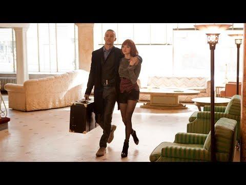 白富美爱上劫匪后的坑爹之路 6分钟看完科幻电影《时间规划局》 - YouTube