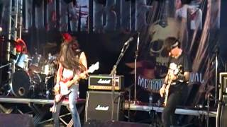 BLACKSKULL - No Limits - Live at Zoombie Ritual Fest 2013