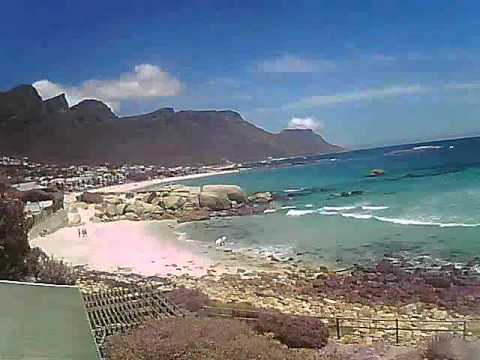 Timelapse Video – Glen Beach & Camps Bay – 28/10/2010