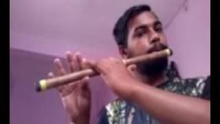 Happy birthday tune on Bansuri ,flute easy for learning for beginning