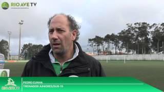 Juniores - CF Os Belenenses - Rio Ave Futebol Clube