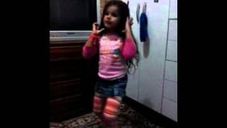 MINI ANITA - SHOW DAS PODEROSAS 2013