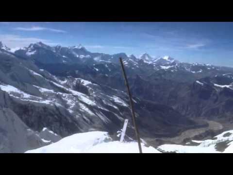 Himlung Himal,23,375 ft. Nepal