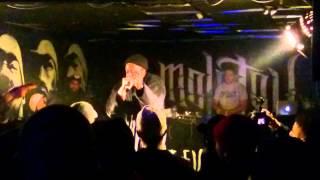 Smoke DZA & Al-Doe live in Marseille
