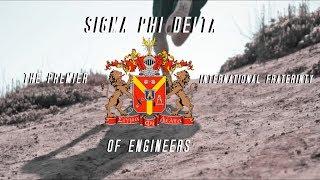 SDSU - Sigma Phi Delta 2017