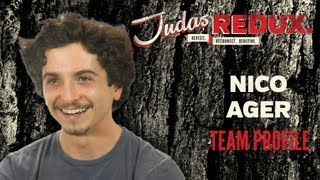 JUDAS REDUX: Nico Ager-Team Profile