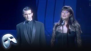 The Phantom of the Opera Part 1 (Brightman and Banderas) - Royal Albert Hall