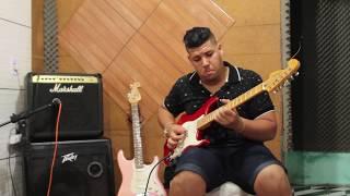 """Arrocha na Guitarra - Romântico Anonimo """"Cover"""""""