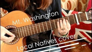 MCtabuMARE - Mt. Washington (Local Natives cover)