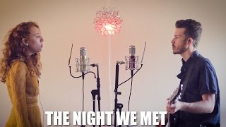 """The Night We Met"" - Cover by The Running Mates"