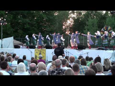 Волинський Танець – The Selo(Село) Ukrainian Dancers (Manitoba) [eve. show]