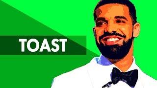 """TOAST"" Trap Beat Instrumental 2018 | Lit Hard Drake Rap Hiphop Freestyle Trap Type Beats | Free DL"