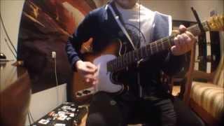 The story so far - nerve (guitar cover)