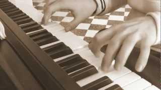 "Piano cover Matt Pokora ""Si tu pars"""