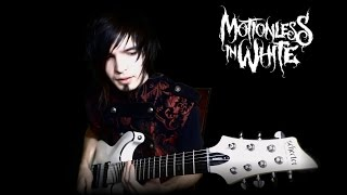 Unstoppable - Motionless In White  (Guitar Cover)