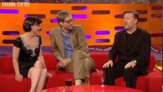 Christina Ricci's Armpit Hair - The Graham Norton Show - BBC One
