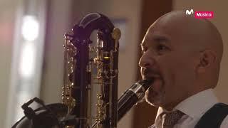 Marco Mazzini en Movistar Música - Clarinete Contrabajo