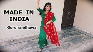 Dance on Made In India Song  | Guru randhawa