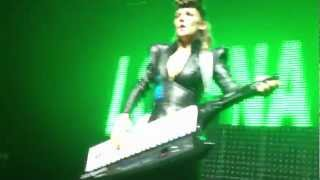 POP STAR: BRIAN CROSS feat LORENA DE TENA - PART 3, MOSCOW, 25/05/2012