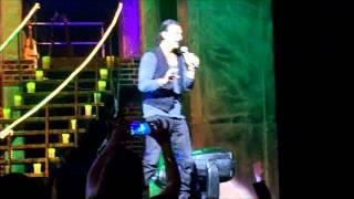 "Ricardo Arjona ""Dime Que No""/""Cuando"" Gira: Metamorfosis 2012"