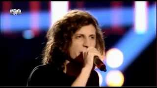 Tiberiu Albu - I Love Rock 'N' Roll (Joan Jett & the Blackhearts) - Vocea Romaniei