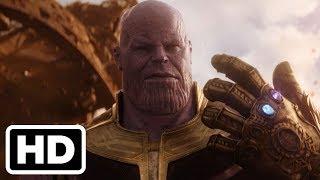 Avengers: Infinity War - Teaser Trailer (2018)