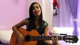 Jhessica Araujo - Ele não desiste de você (Cover de Marquinhos Gomes)